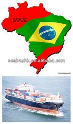china shipping brazil