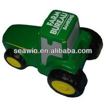 PU Foam Stress Tractor Toy