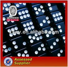 wholesale mini plastic Colored domino game set