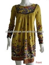 New Fashion 2014 Women Dresses In Plus Size Dress