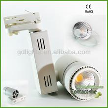 three-phase plugs led track light