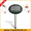 Outdoor Yard Sonic Solar Mole Mouse Mice Gopher Rodent Pest Repeller New