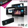 smart google tv box/1080p google chrome tv box/google tv with bluetooth keyboard DDR3 2GB Quad Core Android TV Box