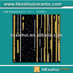 300x300mm direct factory price metallic glazed porcelain tile