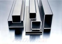 316 stainless steel square tubes