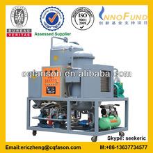used kerosene oil vacuum distillation refinery machine/lower price plant/black waste oil recycling purifier