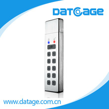 Datage Super Security Password/Fingerprint Encryption USB