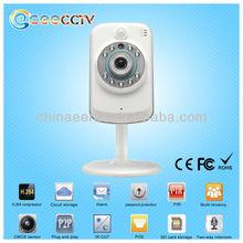 Baby monitoring security camera