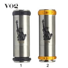Beautiful battery mods wholesale ecig 18650 battery mods with Statue Liberty