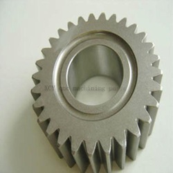 303/304/316/416 stainless steel double spur gear,custom printer gear