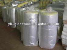 Aluminium foil facing on glass wool,fiberglass wool blanket