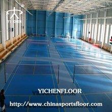 Made in China international standard badminton court flooring