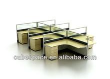Call Center Cubicle Design, Standard Office Furniture Dimensions