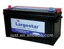 Largestar 12v 100Ah Pick-up/Truck starting battery mf 95E41R