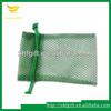 Small nylon mesh bag for soap