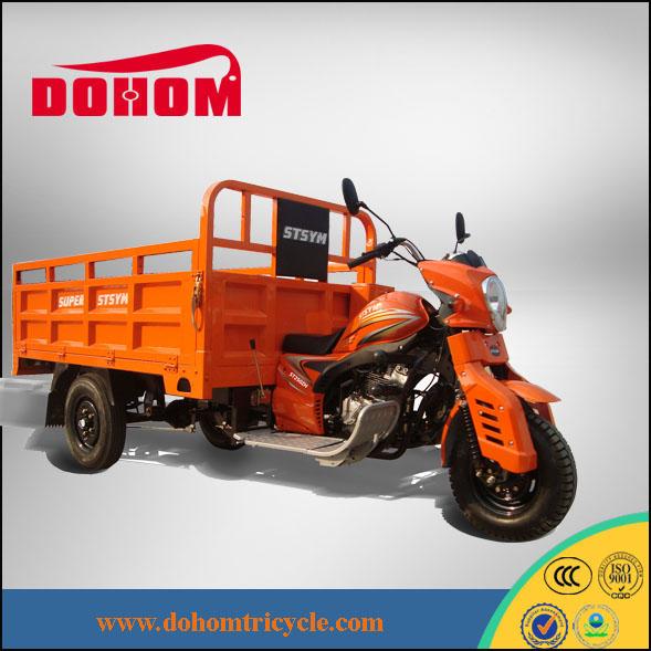Made in China 250CC trike three wheel motorcycle used car