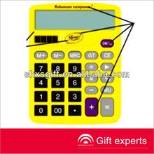 Fashion 3colours voice can speak record Calculator ,small calculator