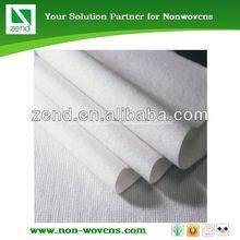 pp nonwoven black and white checkered fabric