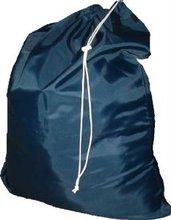 """Heavy Duty Nylon Laundry Bag 30""""x40"""" 200 Denier, Navy (TM-HM-1311)"""