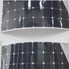thin film flexible solar panel, high efficiency flexible solar panel, high efficiency industrial solar panel(SD-HMB-135-24)
