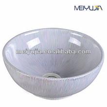 Restroom basin bowls antique art basin wash hand baisn