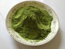 Wheatgrass pó verde cevada contém solúveis e insolúvel fibra para a gestão de peso