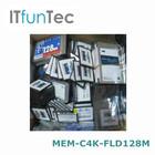 cisco module MEM-C4K-FLD128M stock original cisco flash memory module network module
