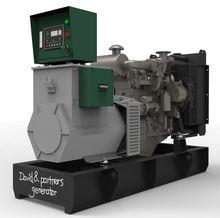 2014 new diesel engine generator alternator powered by Cummins/Stamford