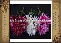 Artificial Flower-5pcs Dahlias