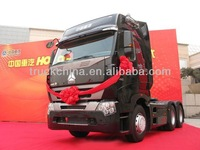 CNHTC HOWO A7 420hp 6x4 prime mover 40T-50T