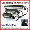 2014 NSSC High power aluminium single row led bar cree led sxs led light bars