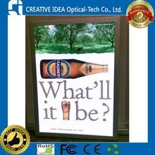 Ultra Thin Electronic Edge Lit Light Box
