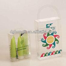 plastic transparent box