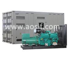 Aosif silent 800kw generators