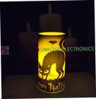 Vivid animal image Led candle