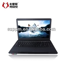 15.6 inch notebook computer 1.86G CPU 1366*768 high resolution