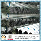 Tianjin Denuoxin Factory pictures of steel pipe tube