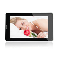 7 inch android 4.0 Qualcomm MSM8225 Dual core dual camera tablet pc 3g wifi bluetooth gps