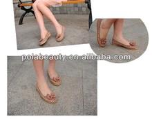 casual flats shoe women shoe wholesale china CP6198