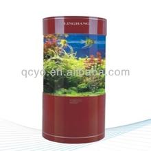 factory wholesale acrylic round fish tank