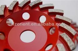 OMC vitrified bond diamond grinding wheel