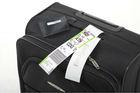 AVANTAG l Self-Adhesive Airline Baggage & Luggage Tag / Label / Labelstock