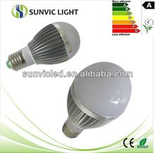 5W E27 LED lamp bulb 550 lm led ceiling lamp