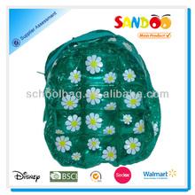 fla factory audit pvc inflatable bubble backpack bag