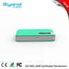 For iphone accessories with diffirent colors external portable mobile power bank