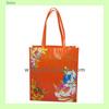 Handled nonwoven laminated promotion gift bag