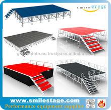 Shenzhen stage light stage truck portable stage