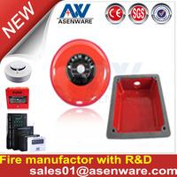 Industrial 100db 24V DC Fire Siren Outdoor Alarm Bell AW-CBL2166-A