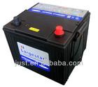 maintenance free tank battery 12V MF 6TN automotive battery