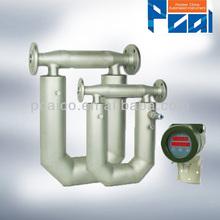 Coriolis mass air flow meter sensor